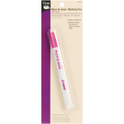 Mark-B-Gone Marking Pen With Eraser-Pink