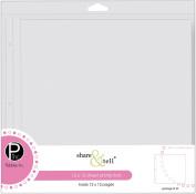 Share & Tell Page Protectors 30cm x 30cm 20/Pkg-(1) 30cm x 30cm Pocket