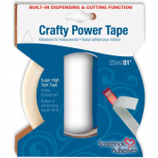 Crafty Power Tape W/Dispenser-.60cm X81'