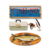 Stacked Stickers -Fishing Stuff