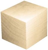 New Image Group 226177 Wood Turning Shapes Value Pack-Block 2.5cm . 13-Pkg