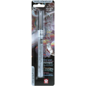 Pen-Touch Calligraphy Metallic Marker 1.8mm-Silver
