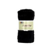 Fabric Palette Faux Fur Pre-Cut 46cm x 70cm -Mink