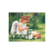 """Paint By Number Kit 50cm X16""""-Darling Angel"""