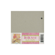 Bo Bunny 2-Ring Bare Naked Binder 15cm X6 Inch Refill Pages