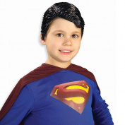 Rubie's Costume Co 20142 Superman Vinyl Wig Child