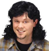 Mullet Adult Halloween Wig