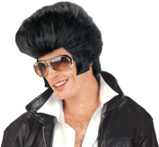 Rock-n-Roll Adult Halloween Jumbo Wig