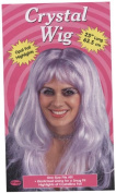 Costumes For All Occasions Fw8569Pr Crystal Wig Purple