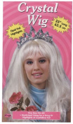 Costumes For All Occasions Fw8569Bd Crystal Wig Blonde