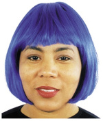 Costumes For All Occasions CA02BU Cindy Wig Blue