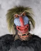 Baboon Halloween Adult Latex Mask
