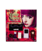 Costumes For All Occasions FW9622D Makeup Kit Flme Fatale Wild W