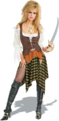 Pirate Wench Adult Halloween Costume, Size
