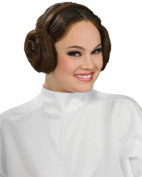 Princess Leia Buns Adult Halloween Accessory