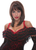 Costumes For All Occasions PM579401 Jasmine Wig Brown French Kiss