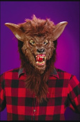 Deluxe Werewolf Mask Adult Halloween Accessory
