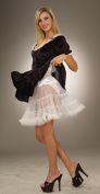 Costumes For All Occasions Fm59514 Crinoline White Ad 19 Length