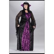 Countess Of Dark Adult Halloween Costume, Size
