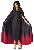 Costumes For All Occasions FW110514 Cape Ombre Hooded