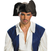 Costumes For All Occasions DG18779 Jack Sparrow Pirate Hat Adult