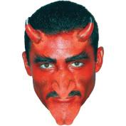 Costumes For All Occasions CSFX008 Ez Fx Kit Devil