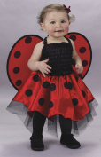 Fun World 17614 Lady Bug Infant Costume Size Infant