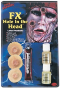 Costumes For All Occasions FW9566HH Fx Kit Hole In Head