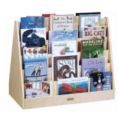 Guidecraft G6465 Double Sided Book Browser