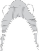 U-Sling with Head Support Padded