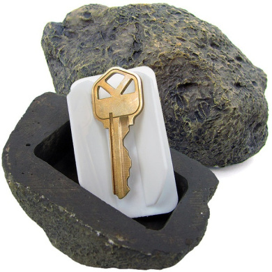 Hide-A-Key Realistic Rock
