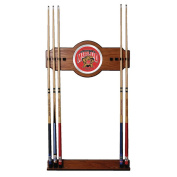 Maryland University Wood & Mirror Wall Cue Rack