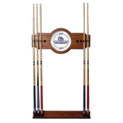 Gonzaga University Wood & Mirror Wall Cue Rack