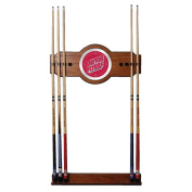University of Dayton Wood and Mirror Wall Cue Rack