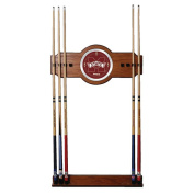 Mississippi State University Wood and Mirror Wall Cue Rack