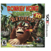 Donkey Kong Country Returns 3D-Nla