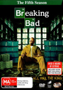 BREAKING BAD - SSN 5 - UV [DVD_Movies] [Region 4]