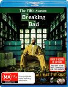 Breaking Bad: Season 5 [Region B] [Blu-ray]
