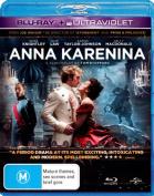 Anna Karenina (2012)  [Region B] [Blu-ray]