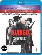 Django Unchained (Blu-ray/UV) [Region B] [Blu-ray]