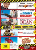 Johnny English / Mr Bean's Holiday / Bean [Region 4]