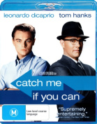 Catch Me If You Can [Region B] [Blu-ray]