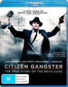 Citizen Gangster [Region B] [Blu-ray]