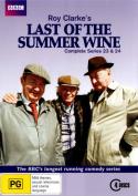 Last of the Summer Wine S23 & 24 [Region 4]