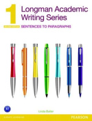 Longman Academic Writing Series 1, Essential Online Resources (OLP/Instant Access) 1 Yr Subscription