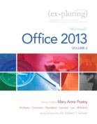 Microsoft Office 2013, Volume 2 [With Worksheet]