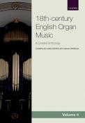 18th-century English Organ Music, Volume 4
