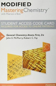 New Masteringchemistry with Pearson Etext -- Standalone Access Card -- For General Chemistry