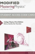 NEW MasteringPhysics with Pearson EText -- Standalone Access Card -- for College Physics