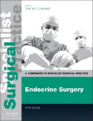 Endocrine Surgery - Print and E-Book